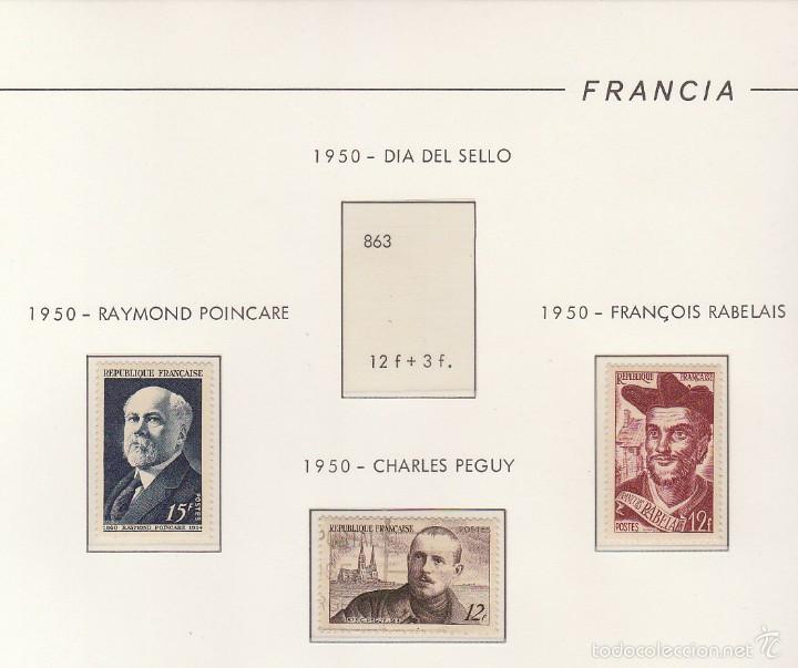 Sellos: COLECCIÓN años 1850/1959 (ÁLBUMES) - Foto 79 - 59633071