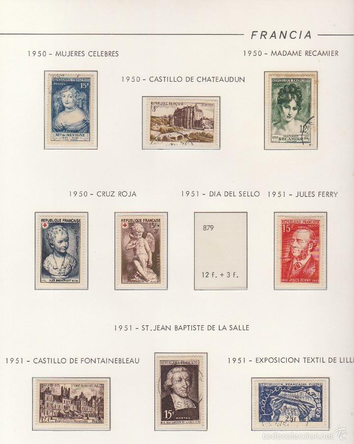 Sellos: COLECCIÓN años 1850/1959 (ÁLBUMES) - Foto 80 - 59633071
