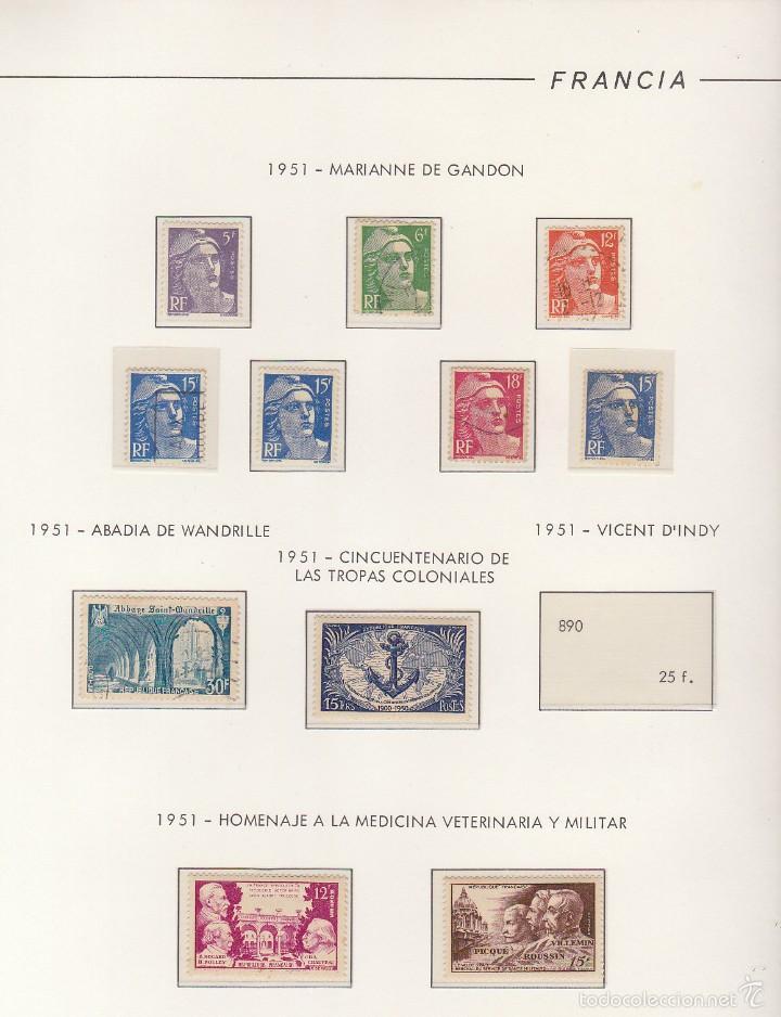 Sellos: COLECCIÓN años 1850/1959 (ÁLBUMES) - Foto 81 - 59633071