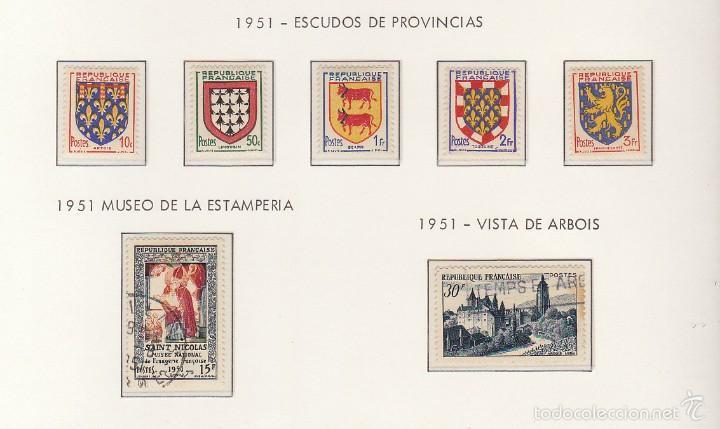 Sellos: COLECCIÓN años 1850/1959 (ÁLBUMES) - Foto 82 - 59633071