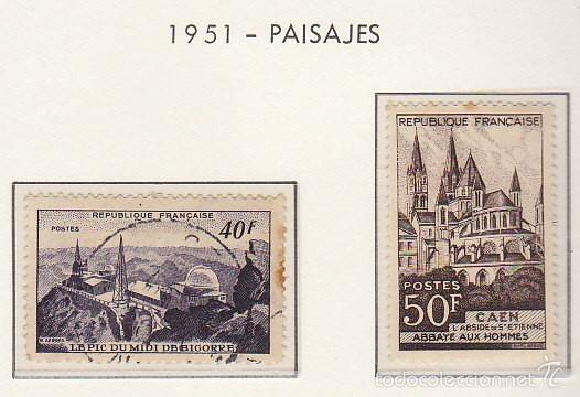 Sellos: COLECCIÓN años 1850/1959 (ÁLBUMES) - Foto 85 - 59633071