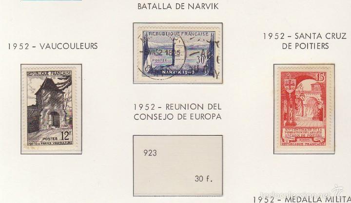 Sellos: COLECCIÓN años 1850/1959 (ÁLBUMES) - Foto 87 - 59633071