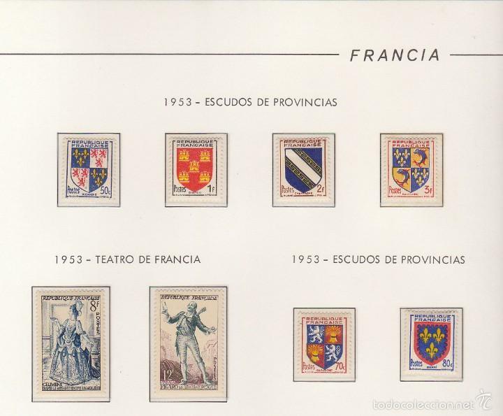 Sellos: COLECCIÓN años 1850/1959 (ÁLBUMES) - Foto 92 - 59633071