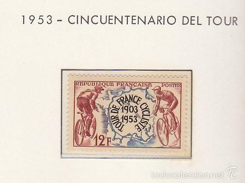 Sellos: COLECCIÓN años 1850/1959 (ÁLBUMES) - Foto 93 - 59633071