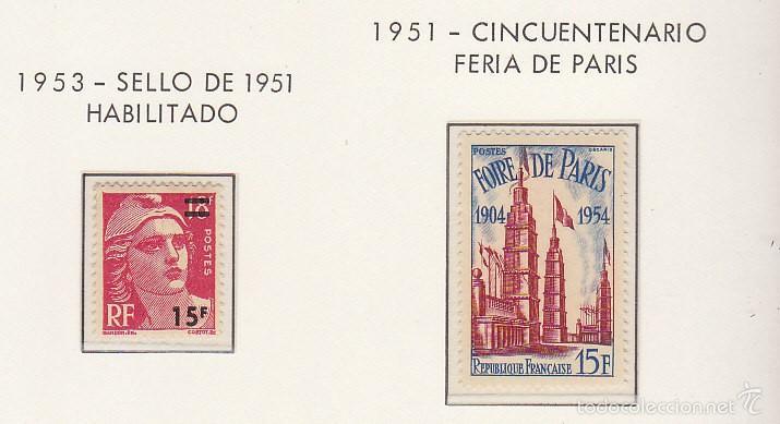 Sellos: COLECCIÓN años 1850/1959 (ÁLBUMES) - Foto 94 - 59633071