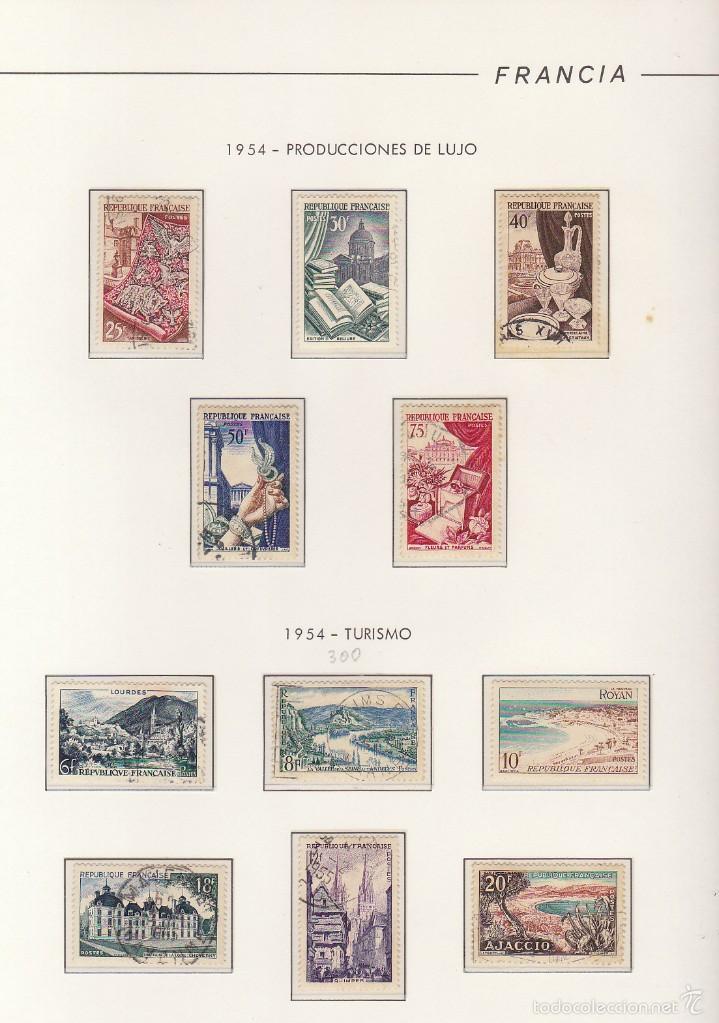 Sellos: COLECCIÓN años 1850/1959 (ÁLBUMES) - Foto 95 - 59633071
