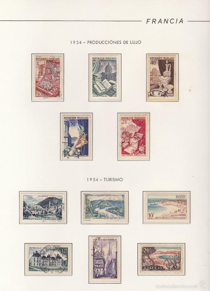 Sellos: COLECCIÓN años 1850/1959 (ÁLBUMES) - Foto 96 - 59633071