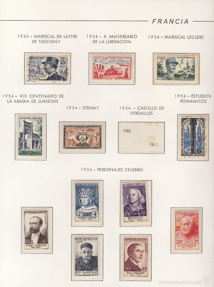 Sellos: COLECCIÓN años 1850/1959 (ÁLBUMES) - Foto 97 - 59633071