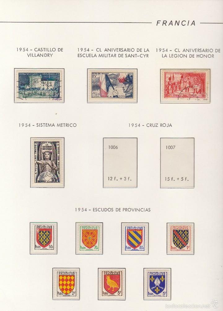 Sellos: COLECCIÓN años 1850/1959 (ÁLBUMES) - Foto 98 - 59633071