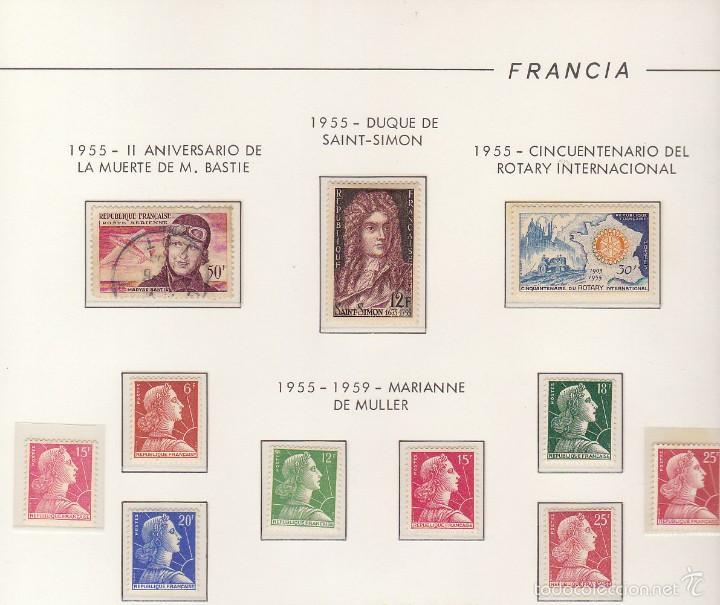 Sellos: COLECCIÓN años 1850/1959 (ÁLBUMES) - Foto 99 - 59633071