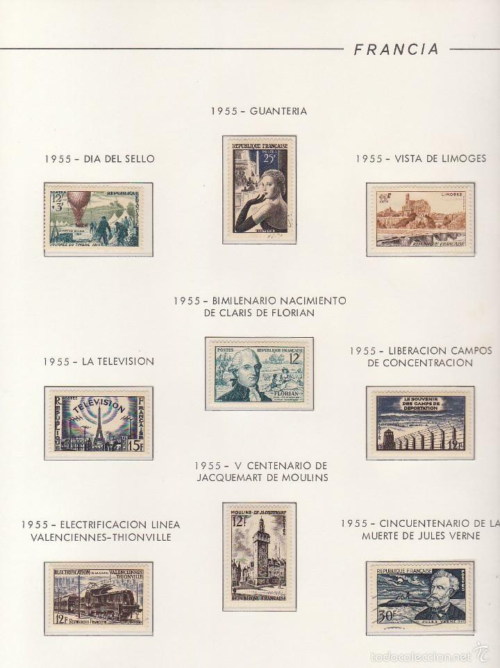 Sellos: COLECCIÓN años 1850/1959 (ÁLBUMES) - Foto 100 - 59633071