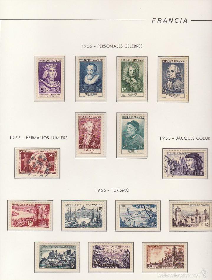 Sellos: COLECCIÓN años 1850/1959 (ÁLBUMES) - Foto 101 - 59633071