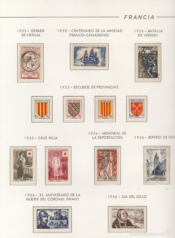 Sellos: COLECCIÓN años 1850/1959 (ÁLBUMES) - Foto 102 - 59633071