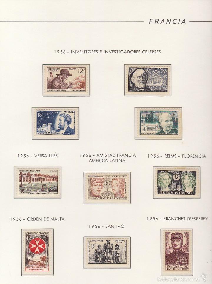 Sellos: COLECCIÓN años 1850/1959 (ÁLBUMES) - Foto 103 - 59633071
