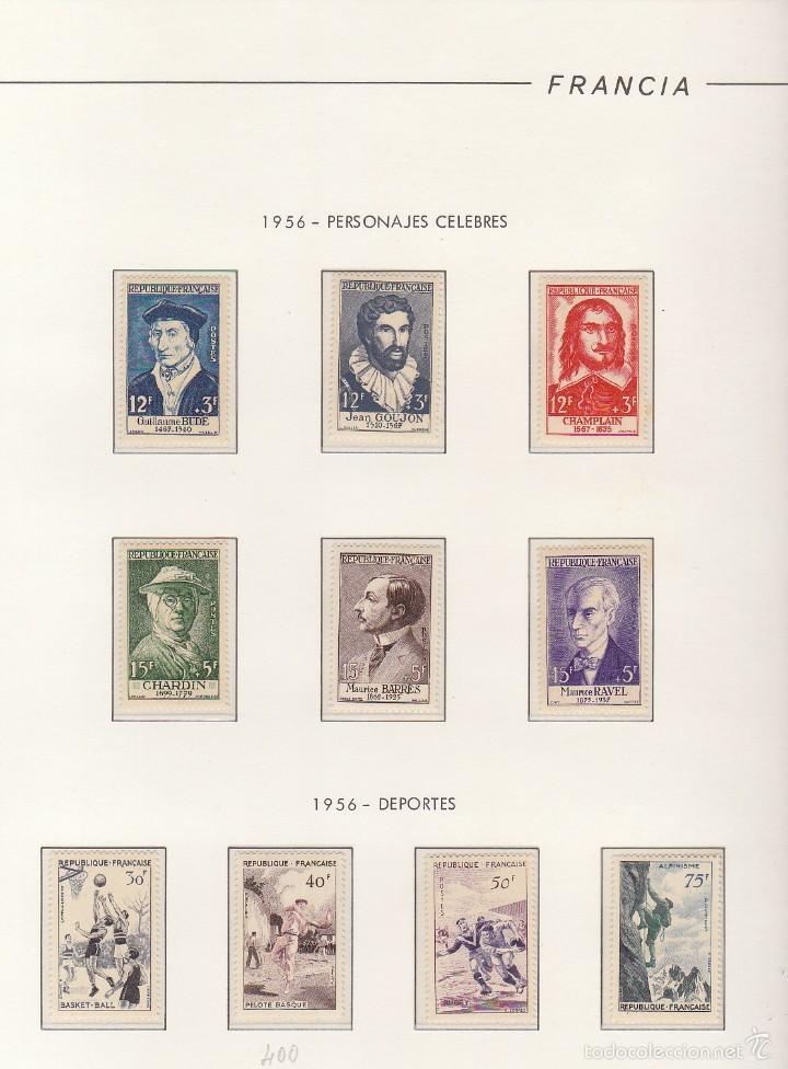 Sellos: COLECCIÓN años 1850/1959 (ÁLBUMES) - Foto 104 - 59633071