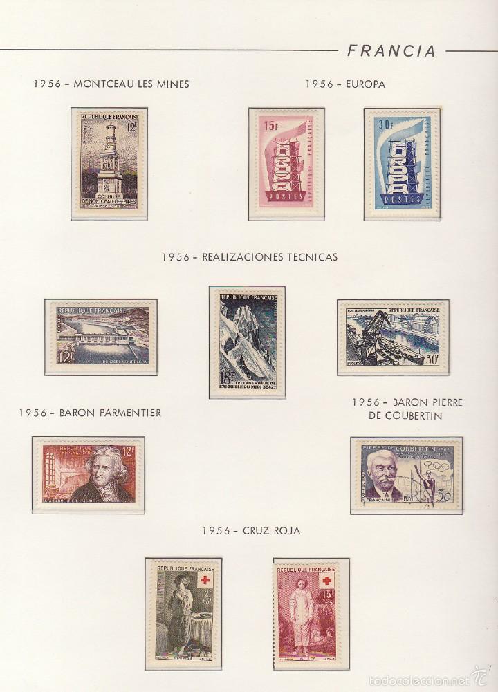 Sellos: COLECCIÓN años 1850/1959 (ÁLBUMES) - Foto 105 - 59633071