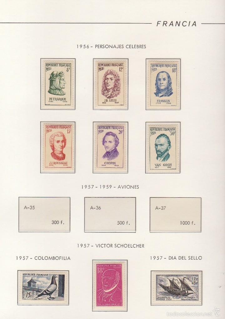 Sellos: COLECCIÓN años 1850/1959 (ÁLBUMES) - Foto 106 - 59633071