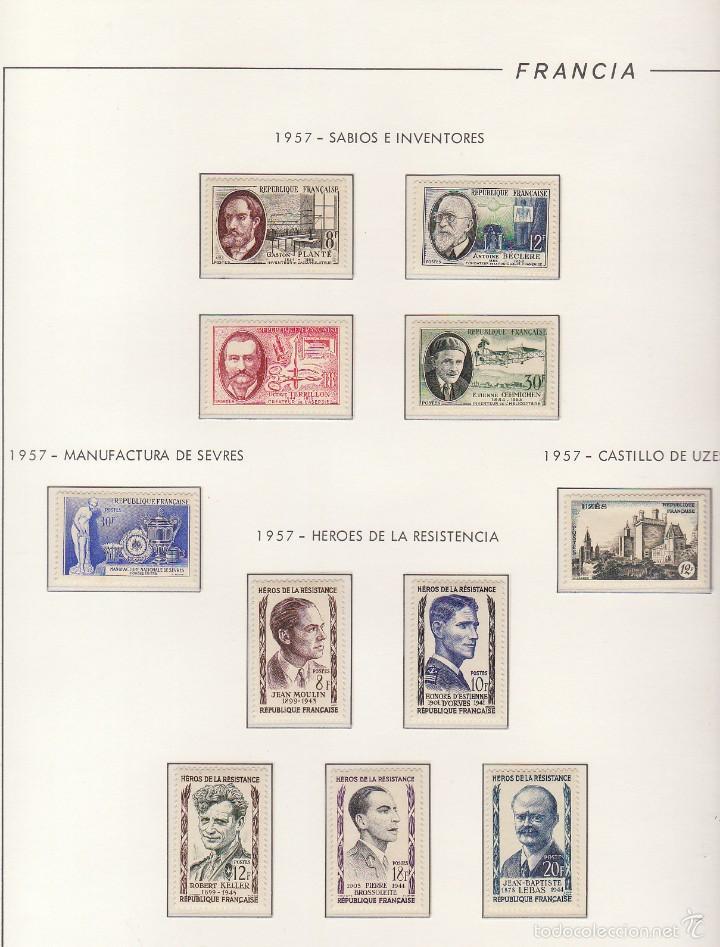 Sellos: COLECCIÓN años 1850/1959 (ÁLBUMES) - Foto 107 - 59633071