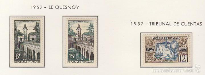 Sellos: COLECCIÓN años 1850/1959 (ÁLBUMES) - Foto 108 - 59633071