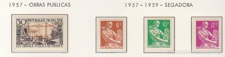 Sellos: COLECCIÓN años 1850/1959 (ÁLBUMES) - Foto 109 - 59633071