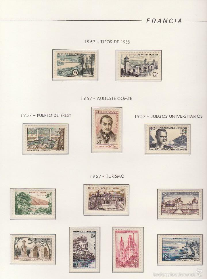 Sellos: COLECCIÓN años 1850/1959 (ÁLBUMES) - Foto 110 - 59633071