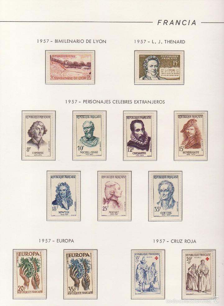 Sellos: COLECCIÓN años 1850/1959 (ÁLBUMES) - Foto 111 - 59633071