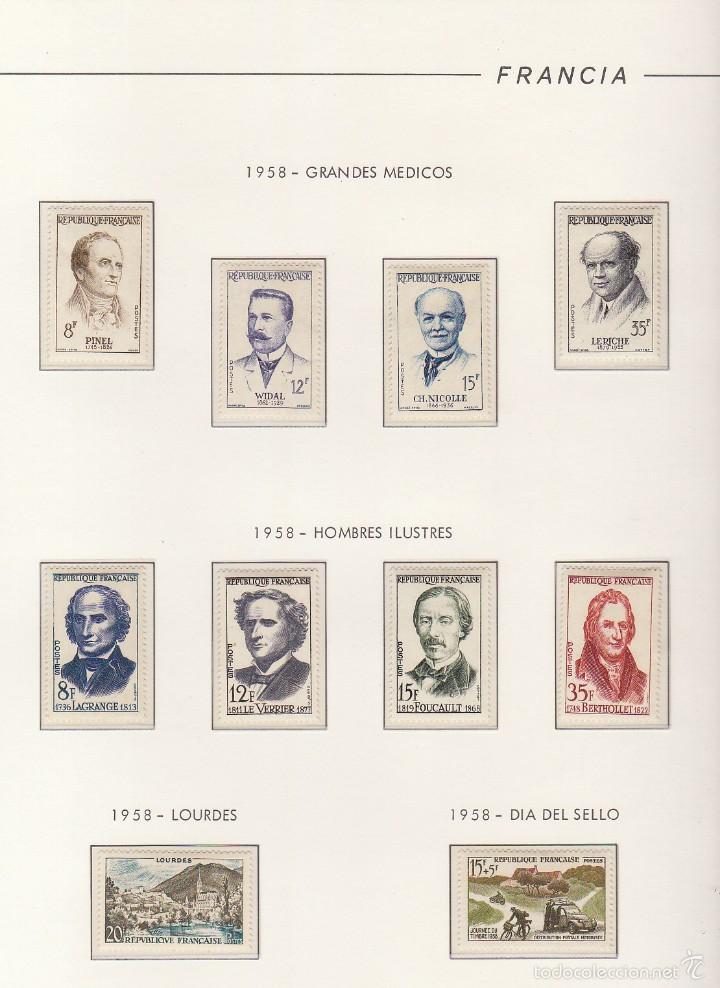 Sellos: COLECCIÓN años 1850/1959 (ÁLBUMES) - Foto 112 - 59633071