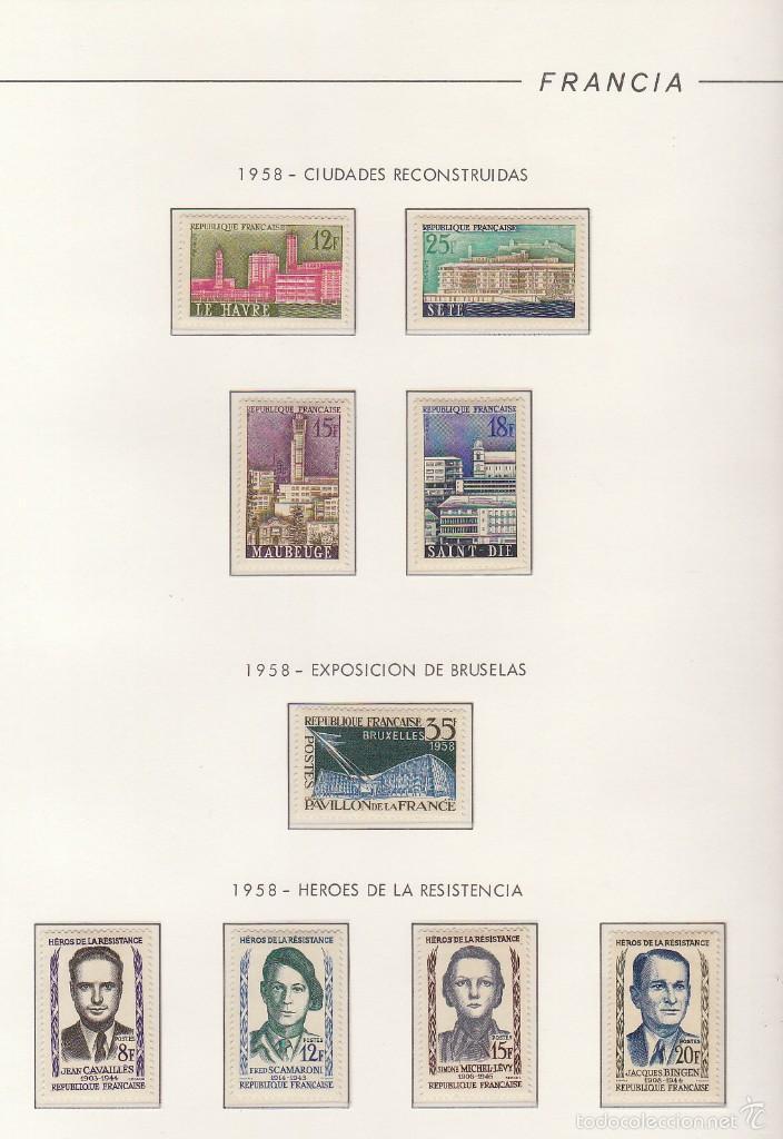 Sellos: COLECCIÓN años 1850/1959 (ÁLBUMES) - Foto 113 - 59633071