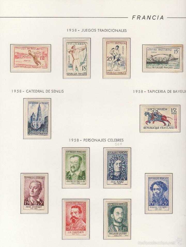 Sellos: COLECCIÓN años 1850/1959 (ÁLBUMES) - Foto 114 - 59633071