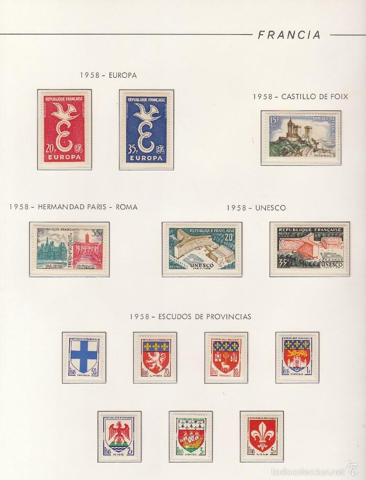 Sellos: COLECCIÓN años 1850/1959 (ÁLBUMES) - Foto 115 - 59633071