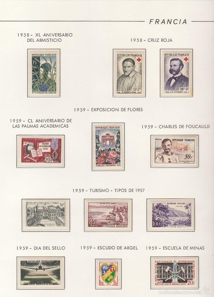 Sellos: COLECCIÓN años 1850/1959 (ÁLBUMES) - Foto 116 - 59633071