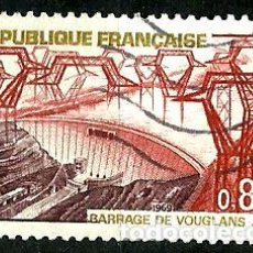 Sellos: FRANCIA 1969- YV 1583. Lote 63327736