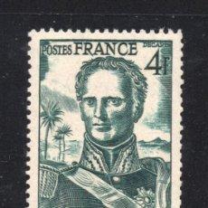 Sellos: FRANCIA 662** - AÑO 1944 - CENTENARIO DE LA BATALLA DEL ISLY - MARISCAL BUGEAUD. Lote 177846895