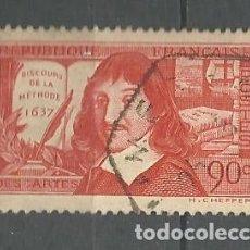 Sellos: YT 342 FRANCIA 1937. Lote 179093678