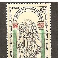 Sellos: YT 1482 FRANCIA 1966. Lote 69743821