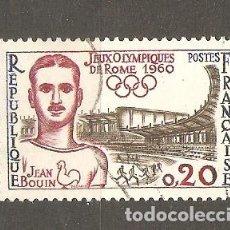 Sellos: YT 1265 FRANCIA 1960. Lote 168205376