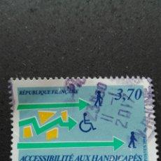 Sellos: REPÚBLICA FRANCESA 1988. Lote 73761118