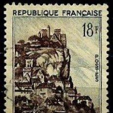 FRANCIA 1957- YV 1127