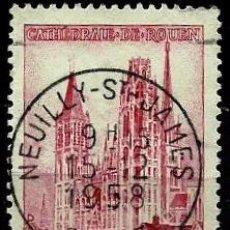 FRANCIA 1957- YV 1129
