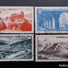Sellos: FRANCIA 1949, MONUMENTOS Y SITIOS (O). Lote 83058912