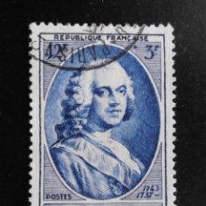 Sellos: FRANCIA 1953, JORNADA DEL SELLO (O). Lote 83829408