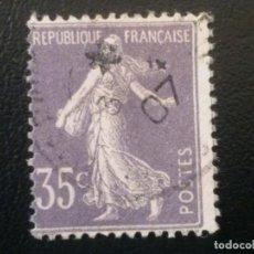 Sellos: FRANCIA , YVERT Nº 135. Lote 84617216
