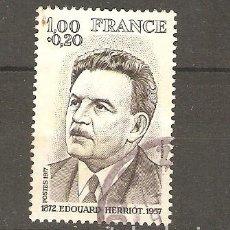 Sellos: YT 1953 FRANCIA 1977. Lote 122093547
