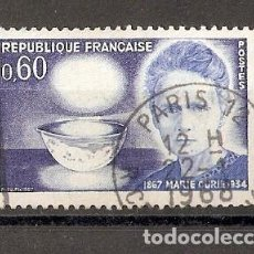 Sellos: FRANCIA.1967. YV.Nº 1533. Lote 85203280