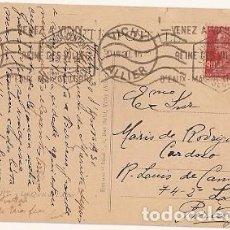 Sellos: FRANCIA & POSTALE, LES QUAIS DE ALLIER, VICHY PARA LISBOA 1930 (422) . Lote 87394460