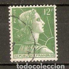 Sellos: FRANCIA.1955-59. YV. Nº 1010. Lote 93041000