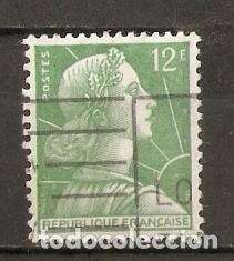 FRANCIA.1955-59. YV. Nº 1010 (Sellos - Extranjero - Europa - Francia)