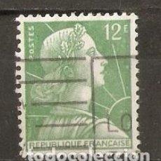 Sellos: FRANCIA.1955-59. YV. Nº 1010. Lote 93041020