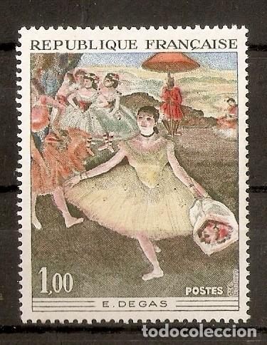 FRANCIA. 1970-71. YV.Nº 1653.NUEVO. (Sellos - Extranjero - Europa - Francia)