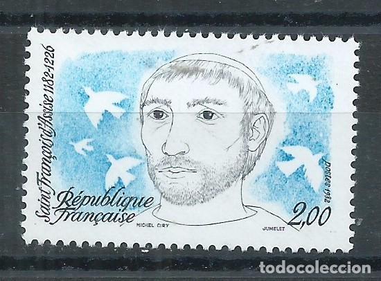 R18/ FRANCIA NUEVOS ** MNH, Y&T 2198, 1982 (Sellos - Extranjero - Europa - Francia)